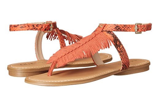 GUESS Women's Guava Sandals