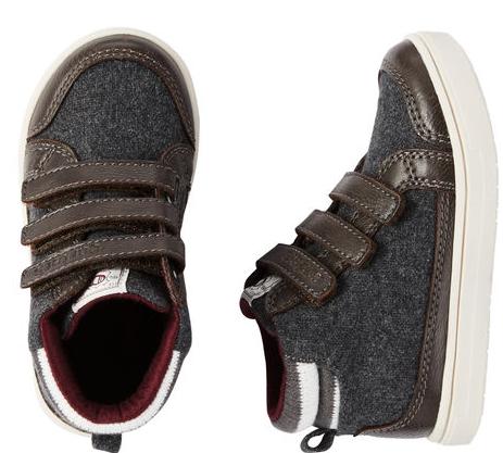 Carter's High Top Sneakers