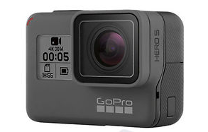 GoPro HERO5 Black 4K Action Camera