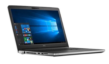 Dell Inspiron 15 5000 Core i7 HD Touchscreen Laptop