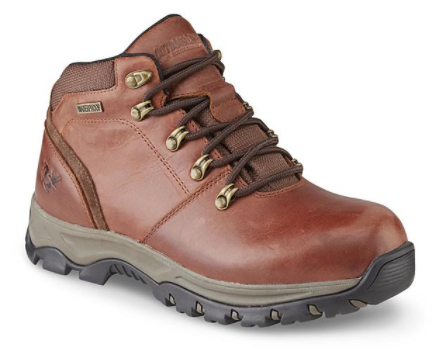 Outdoor Life Men's Ascend Leather Hiker