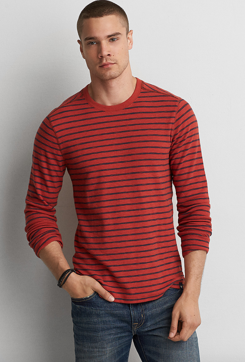 AEO Active Flex Stripe Thermal