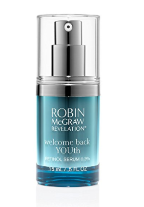 Robin McGraw Revelation Welcome Back Youth Serum