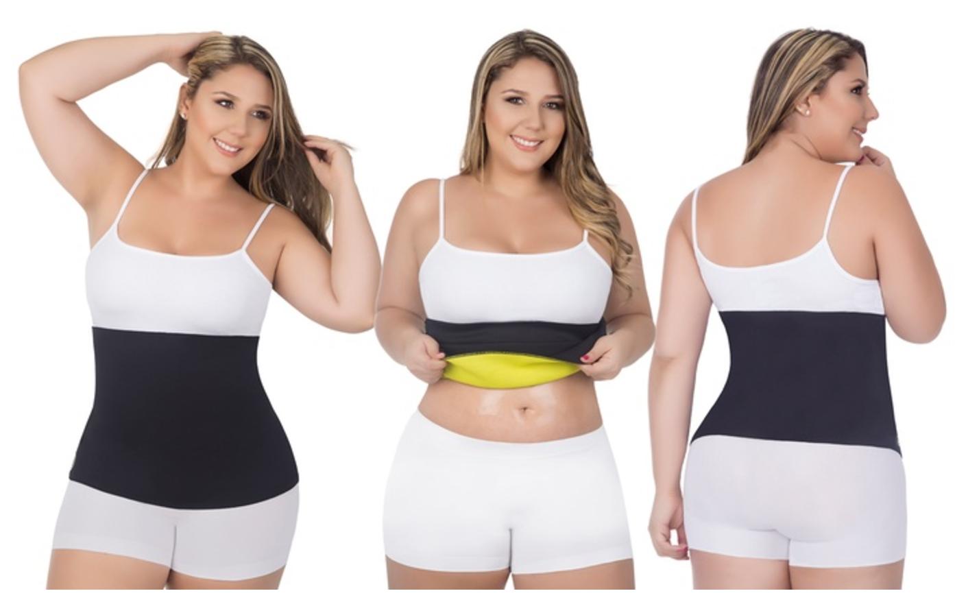 Women's Hot Abs Waist Slimmer Plus-Size Belt