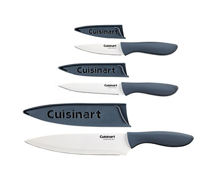 Cuisinart Advantage 3-Knife Cutlery Set