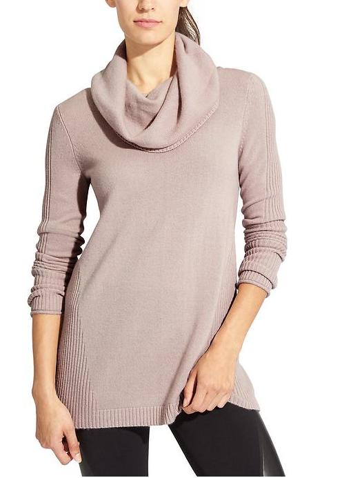 Cashmere Cascade Sweater