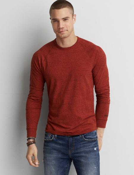 AEO Active Flex Long Sleeve T-Shirt