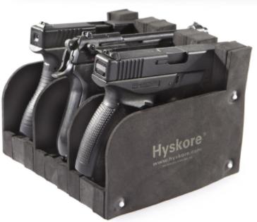 3-gun Pistol Rack