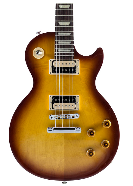 Gibson Les Paul Studio Deluxe IV Electric Guitar Iced Tea