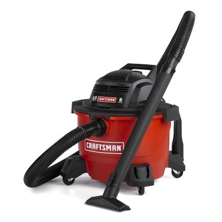 Craftsman 6 Gallon Wet/Dry Vacuum (00917965)