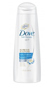Dove Hair Therapy Nutritive Solutions Shampoo, Daily Moisture, 12 fl oz (355 ml)
