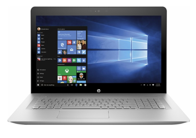 "HP - ENVY 17.3"" Touch-Screen Laptop - Intel Core i7 - 16GB Memory - 1TB Hard Drive - Natural Silver"