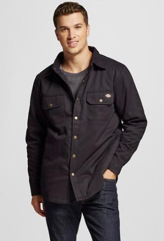 Dickies® - Men's Heavy Twill Overshirt
