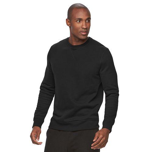 Men's Tek Gear® Fleece Crew Sweatshirt