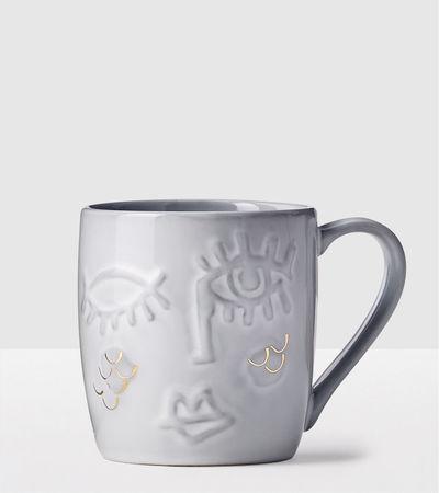 Anniversary Siren Face Mug