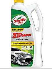Turtlewax Zip Wax Car Wash and Wax (64 fl. oz.)