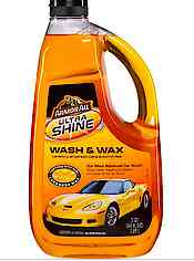 Armor All Ultra Shine Liquid Wash & Wax (64 oz.)