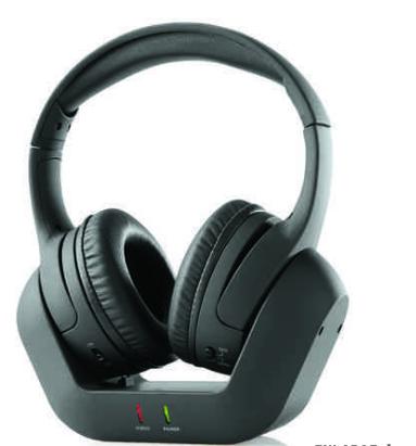 Digital Wireless TV Headphones