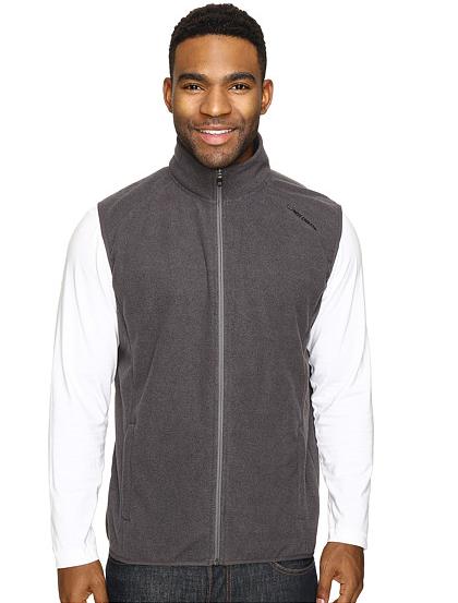 Hot Chillys Baja Zip Vest w/ Binding