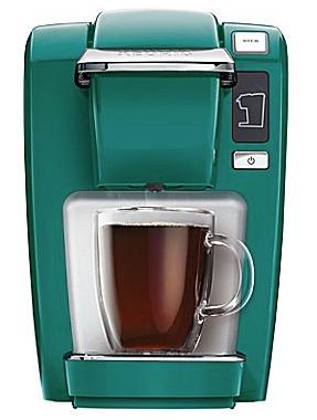 Keurig K15 Coffee Maker, Jade