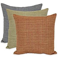 Eades Weave Throw Pillow