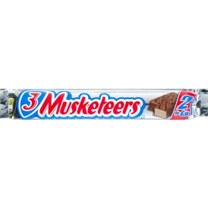 3 Musketeers Bar 2 To Go