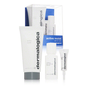 Dermalogica Limited-Edition Active Moist Gift Set (3 piece)