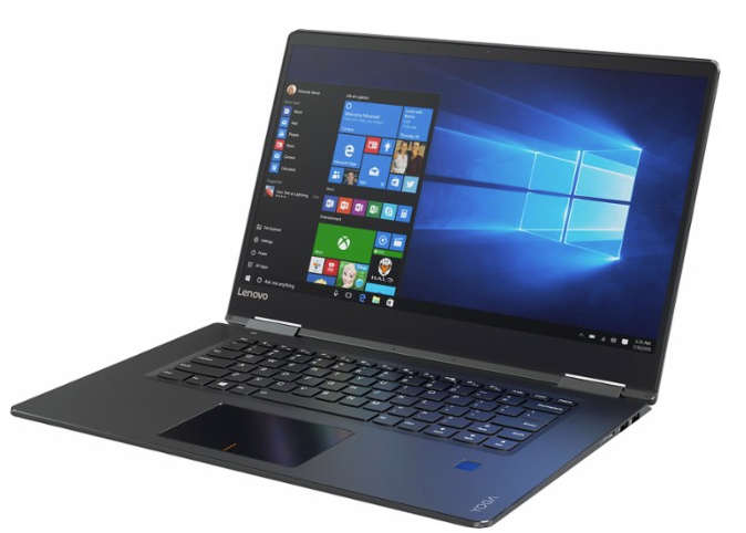 "Lenovo - Yoga 710 2-in-1 15.6"" Touch-Screen Laptop - Intel Core i5 - 8GB Memory - NVIDIA GeForce 940MX - 256GB SSD - Pearl black"