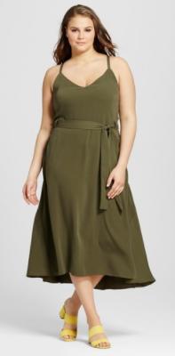 http://www.target.com/p/women-s-plus-size-utility-midi-dress-who-what-wear-153/-/A-52253253