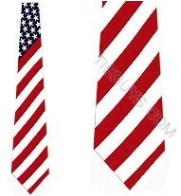 Flag ties Clearance Neckties
