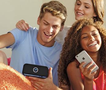 Big Blue Live2 Wireless Bluetooth Speaker