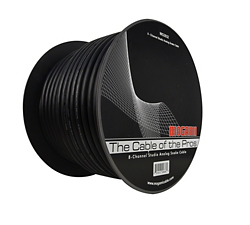 Mogami WG2932 Bulk 8PR Multipair Snake Cable Black (Sold Per Ft)