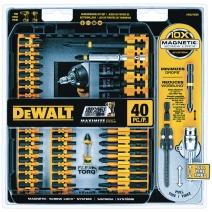Dewalt 40 Piece Impact Ready Screwdriver Set (DWA2T40IR)