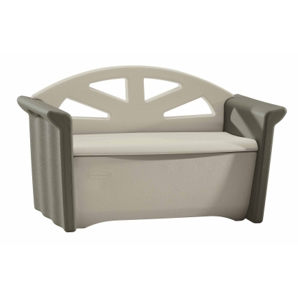 Rubbermaid Patio Storage Bench (3764)
