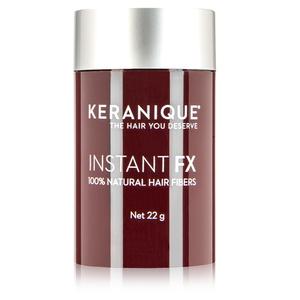 Keranique Instant-FX Hair Fibers - Exclusive - Dark Brown (22 g.)