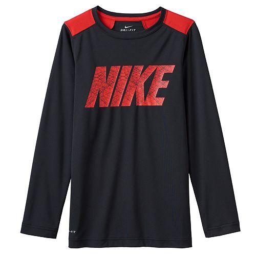 Boys 8-20 Nike Dri-FIT Legacy Tee