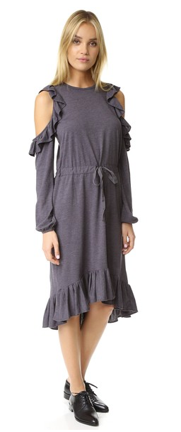 Clu Cold Shoulder Dress