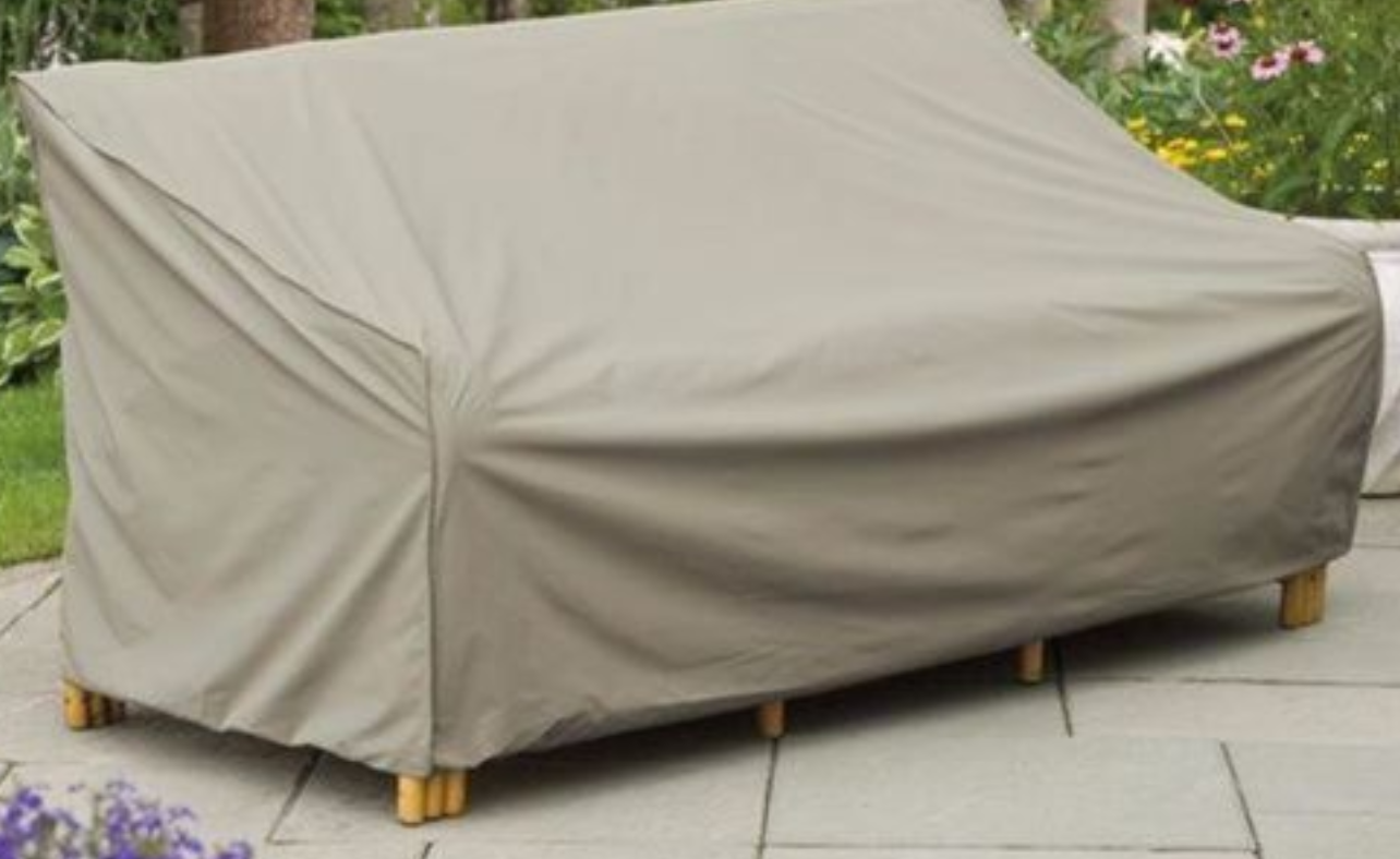 Weather Wrap® Wicker Sofa Cover