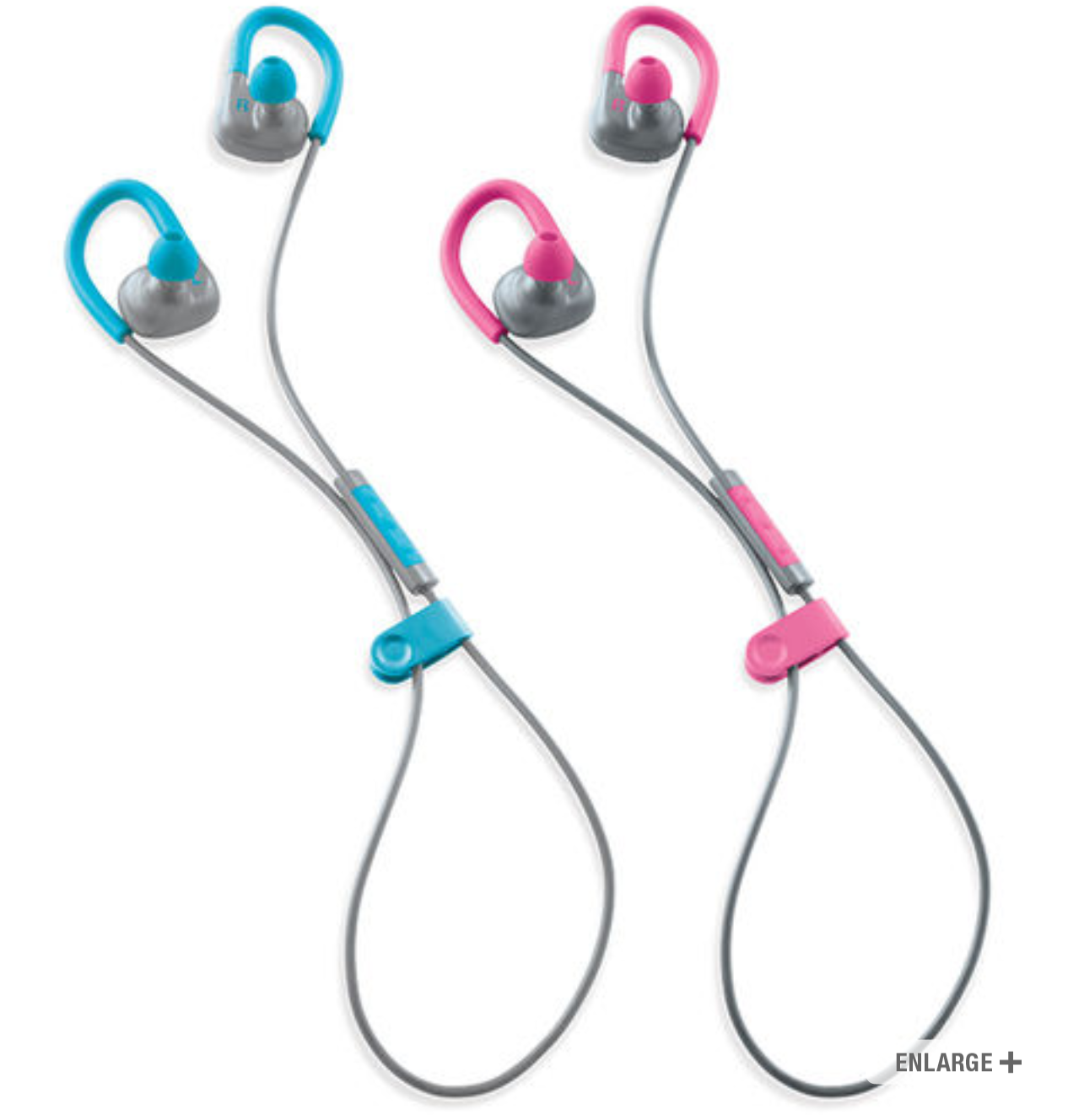 Brookstone Wireless Fitness Earphones