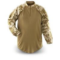 British Military Surplus UBAC Long Sleeve Shirt, New