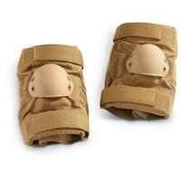 U.S. Military Issue Elbow Pads, New