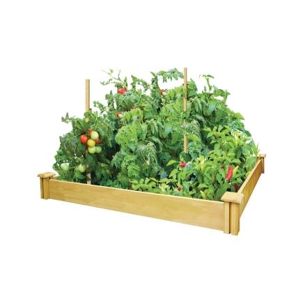 Greenes 4' x 4' Cedar Raised Garden Bed