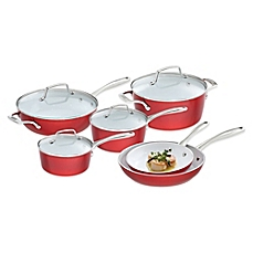 Bialetti® Aeternum Revolution 10-Piece Cookware Set and Open Stock