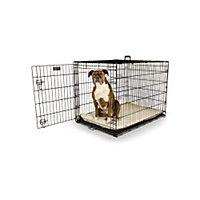 "Petco Classic 1-Door Dog Crate, 19"" L x 12"" W x 14"" H"