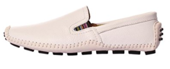 UJoowalk Mens Stitched Penny Driving Slip on Loafer Shoes