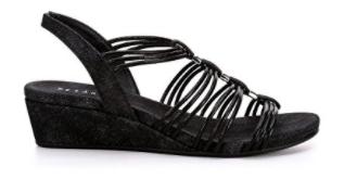Pesaro Womens Mildred Dress Sandal Shoes
