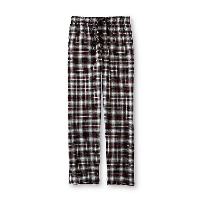Hanes Men's Flannel Pajama Pants - Plaid