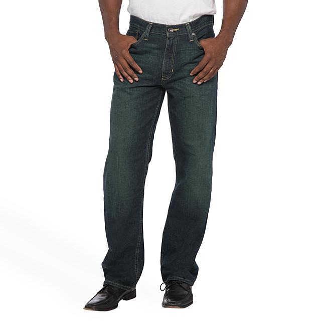 Roebuck & Co. Young Men's Relaxed Fit Straight Leg Jeans