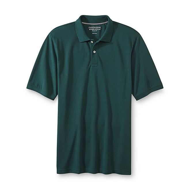 Covington Men's Pique Polo Shirt