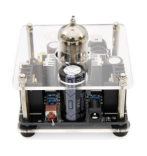 Bravo Audio V2 Valve Class A 12AU7 Tube Headphone Amplifier